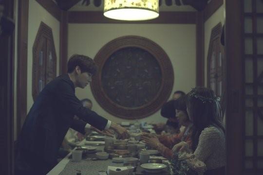 Ku Hye Sun And Ahn Jae Hyun Reveal Wedding Photos  Soompi