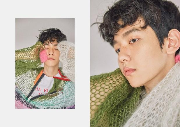 EXO Baekhyun Lucky One