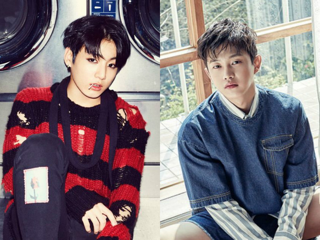 Wallpaper Song Joong Ki Cute Bts S Jungkook Actor Kim Min Suk And More Confirmed For