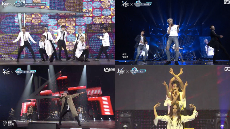 Watch: BTS, SHINee, f(x), FTISLAND, Block B, And I.O.I Bring Down The House At KCON France