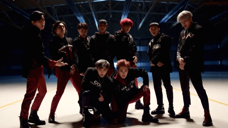 EXO Continues To Hold On To Top 10 Spot On Billboard Chart