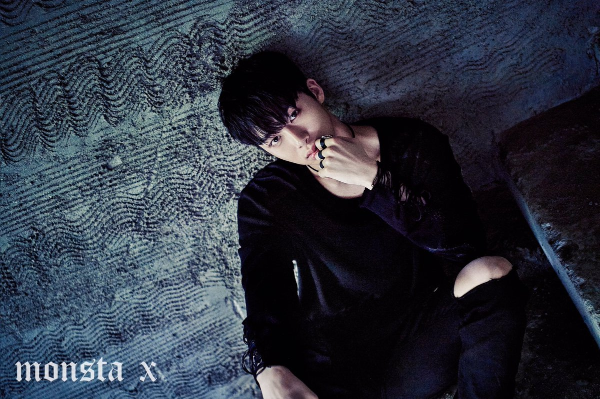 monsta x hyungwon 1