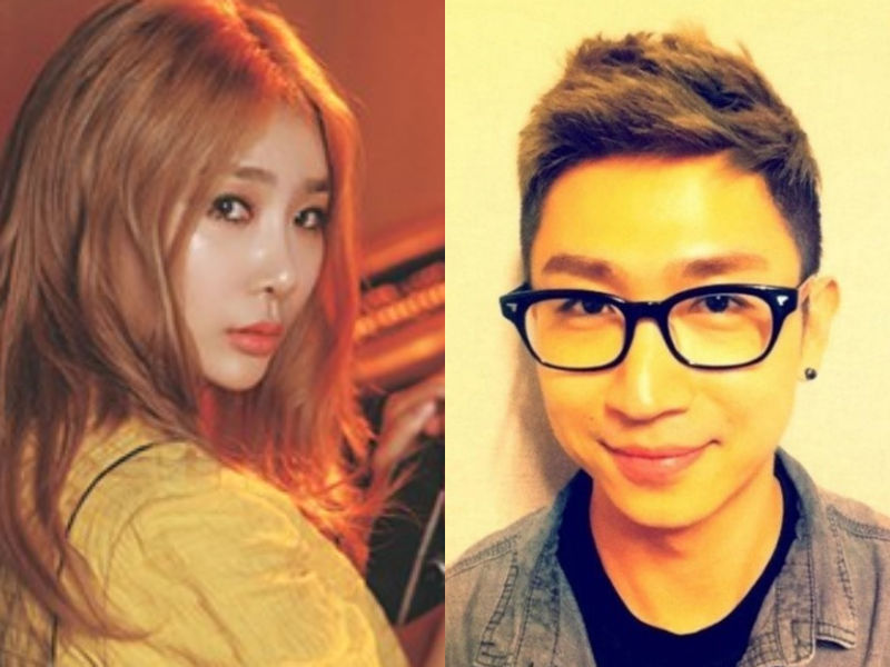Brown Eyed Girls' JeA And YG Producer Choi Pil Kang End Their 6-Year Relationship