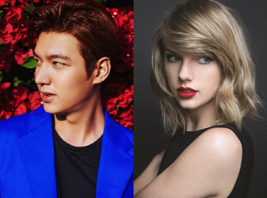 Lee Min Ho's Agency Addresses Dating Rumors With Taylor Swift