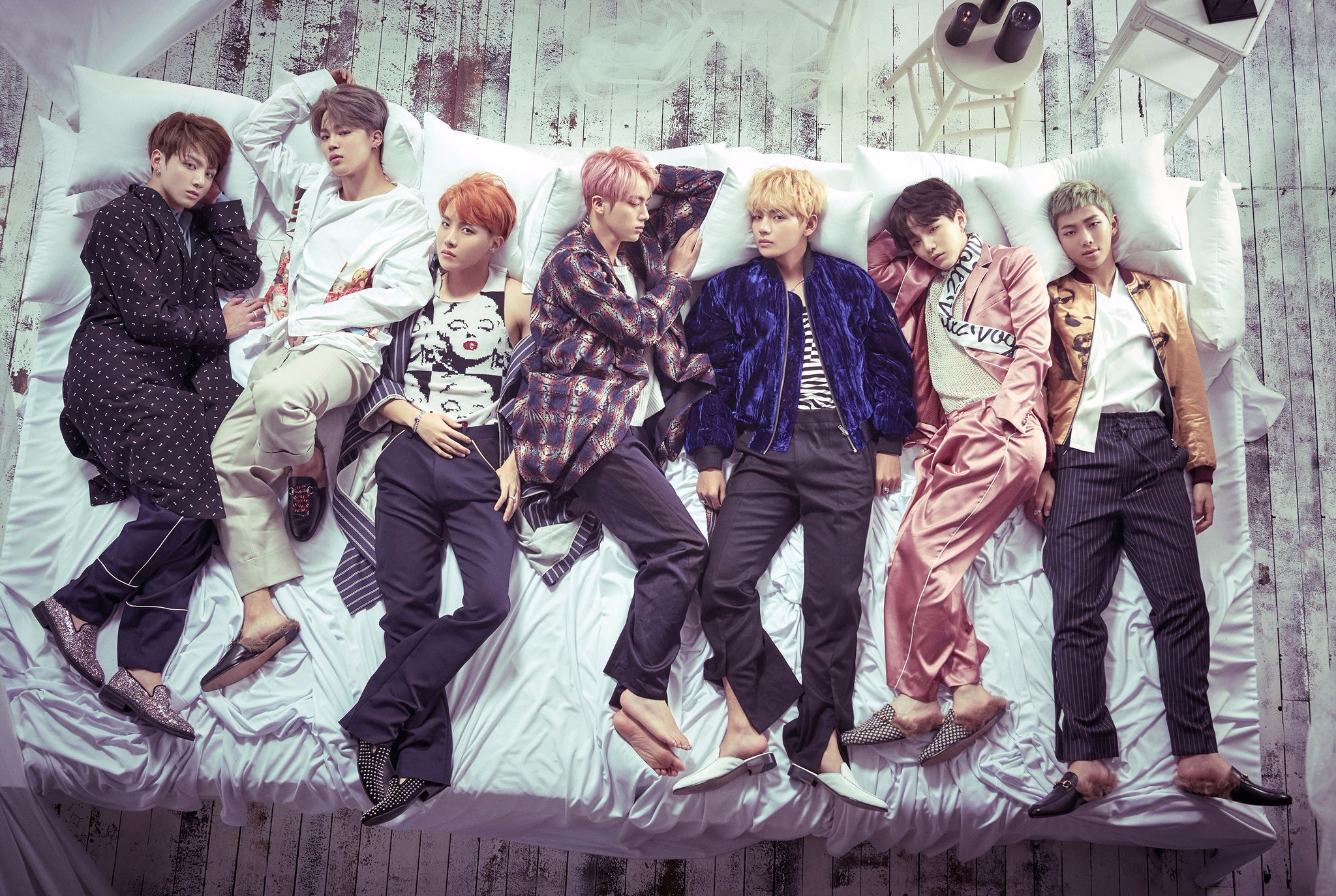 "BTS Sells A Whopping 500,000 Copies Of ""WINGS"" In 1st Week Of Pre-Sale"
