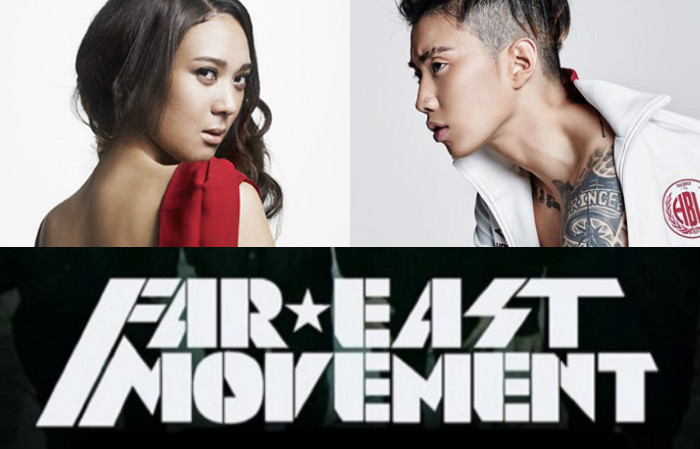 Yoon Mi Rae And Jay Park Team Up With Far East Movement For New Collab