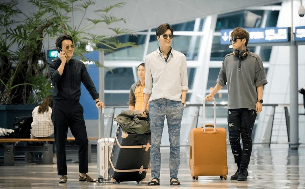 Shin Min Ah Cute Wallpaper Meet Lee Min Ho S Con Man Entourage In Quot The Legend Of The