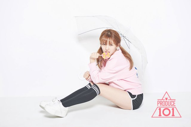 Image result for jeon soyeon produce 101