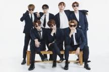 BTS Photoshoot 2018