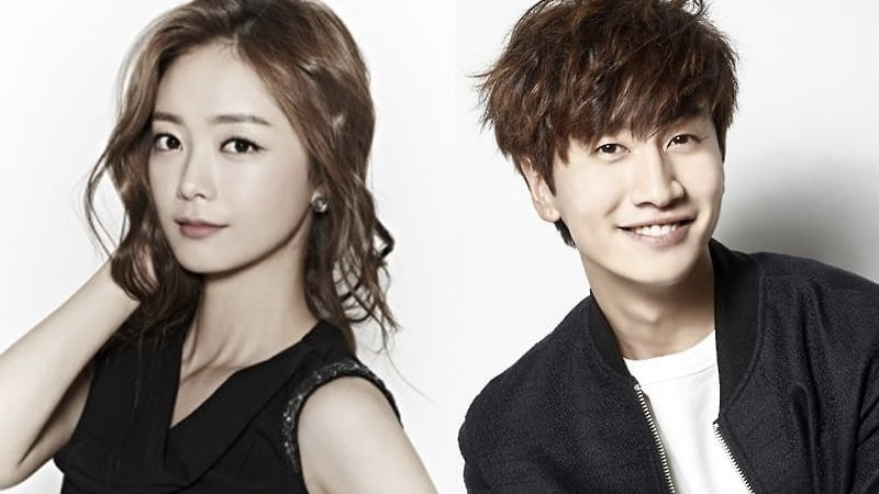 Image result for jung so min and lee kwang soo
