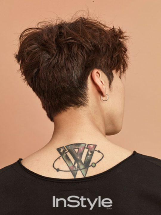 15 Artistas Coreanos Que Tienen Fascinantes Tatuajes Soompi