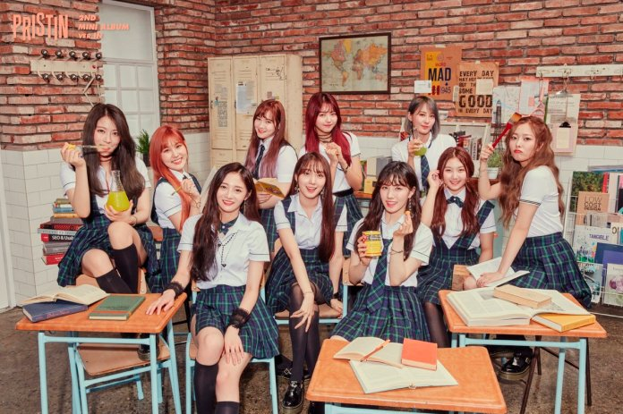 Image result for pristin photoshoot