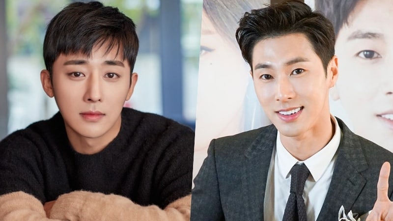 Image result for Yunho and Son Ho Jun