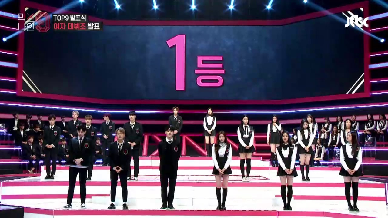 """""""MIXNINE"""" Reveals 71 Eliminated Contestants And Current Top 9 