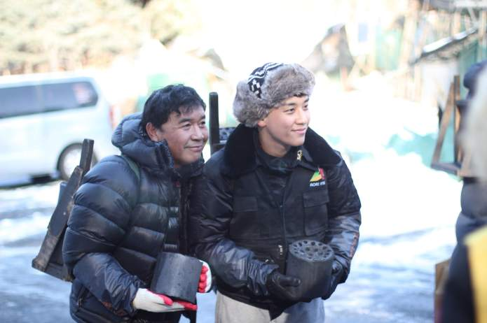 Image result for seungri and his dad