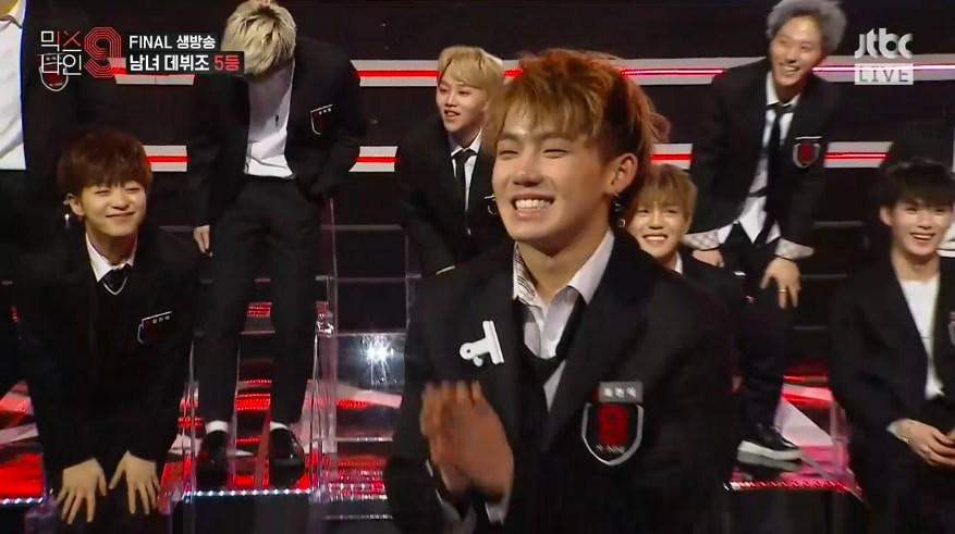 """Announcing The """"MIXNINE"""" Finalist Group 