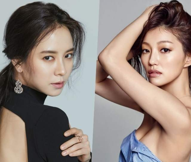 Song Ji Hyo Compares Her Sexiness To That Of Lee El