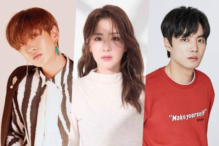 - Eunhyuk Sandara Park JR - Super Junior's Eunhyuk, Sandara Park, NU'EST's JR, And More Confirmed For Travel Variety Show  - Eunhyuk Sandara Park JR - Super Junior's Eunhyuk, Sandara Park, NU'EST's JR, And More Confirmed For Travel Variety Show