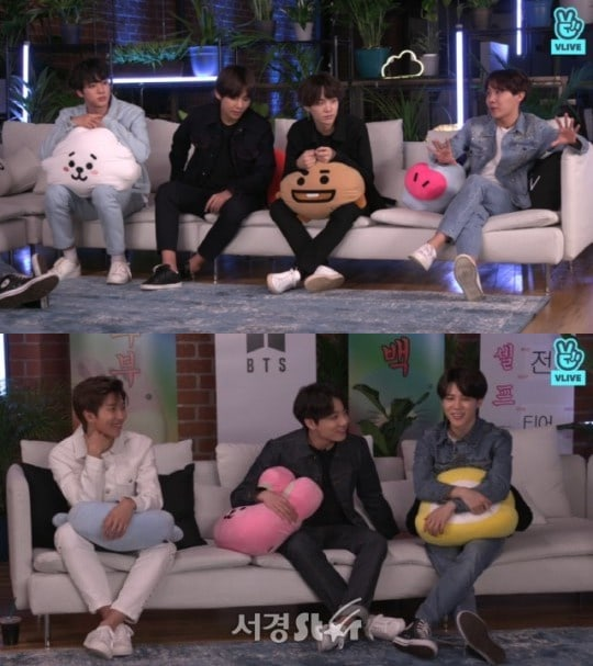 """- BTS5 - BTS Talks About """"Fake Love"""", Fan Song, And More Ahead Of """"Love Yourself: Tear"""" Comeback  - BTS5 - BTS Talks About """"Fake Love"""", Fan Song, And More Ahead Of """"Love Yourself: Tear"""" Comeback"""