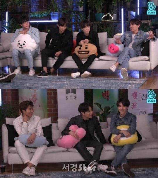 BTS Talks About