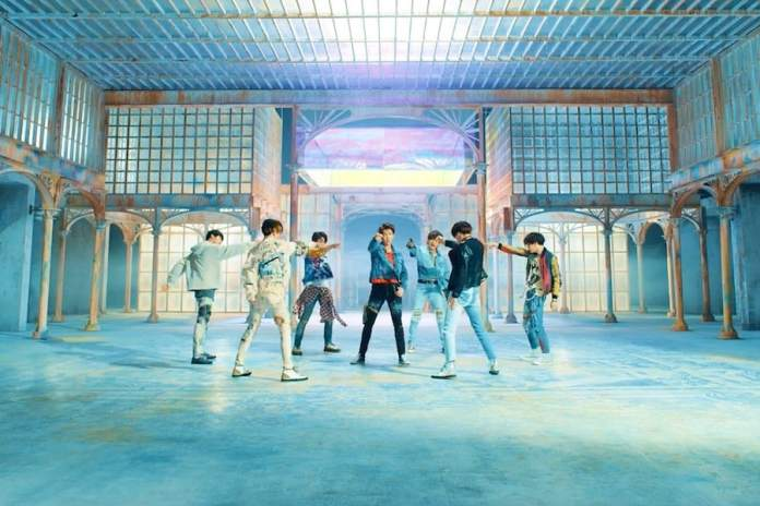 """- bts fake love1 - BTS Achieves First Ever Perfect All-Kill With """"Fake Love""""  - bts fake love1 - BTS Achieves First Ever Perfect All-Kill With """"Fake Love"""""""