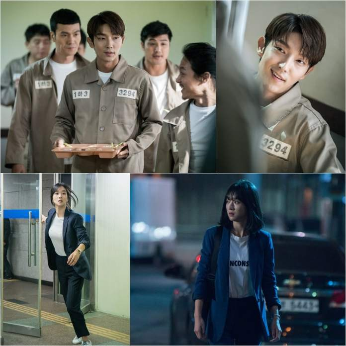"- Lee Joon Gi Seo Ye Ji - Lee Joon Gi And Seo Ye Ji Approach A Case In Contrasting Ways In ""Lawless Lawyer""  - Lee Joon Gi Seo Ye Ji - Lee Joon Gi And Seo Ye Ji Approach A Case In Contrasting Ways In ""Lawless Lawyer"""