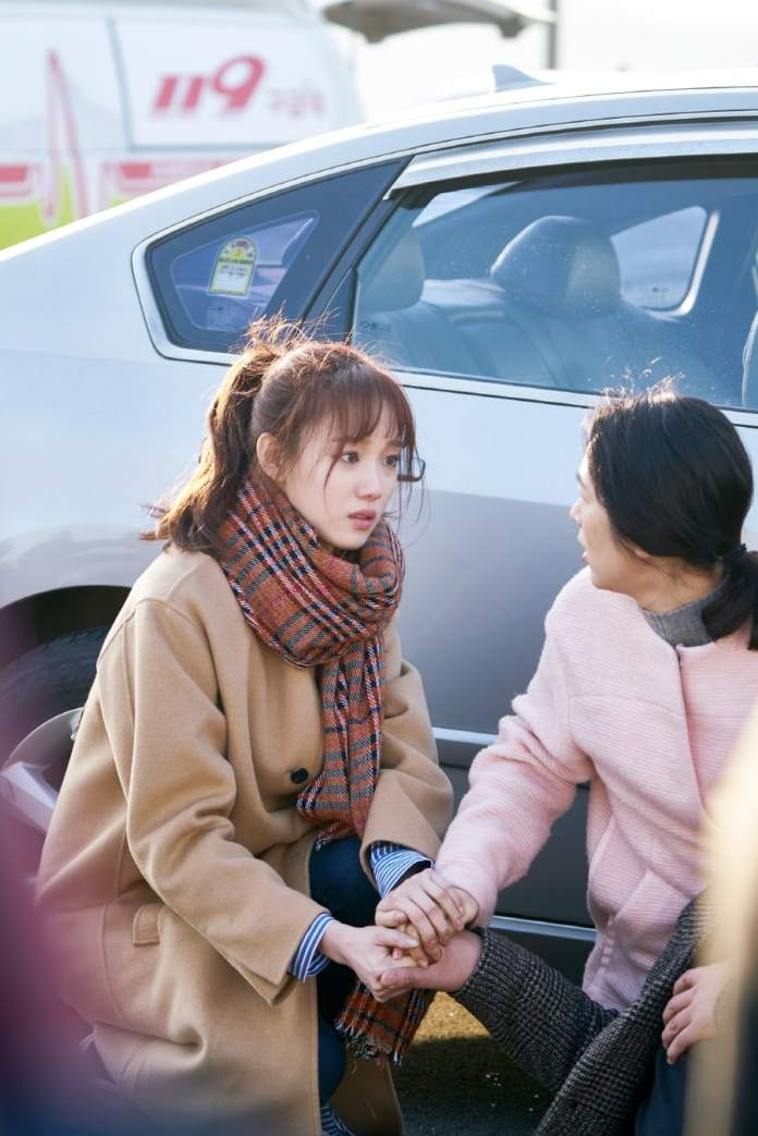 """- Lee Sung Kyung 3 - Lee Sung Kyung Shows The Devastating Side Of Her Mysterious Powers In """"About Time""""  - Lee Sung Kyung 3 - Lee Sung Kyung Shows The Devastating Side Of Her Mysterious Powers In """"About Time"""""""