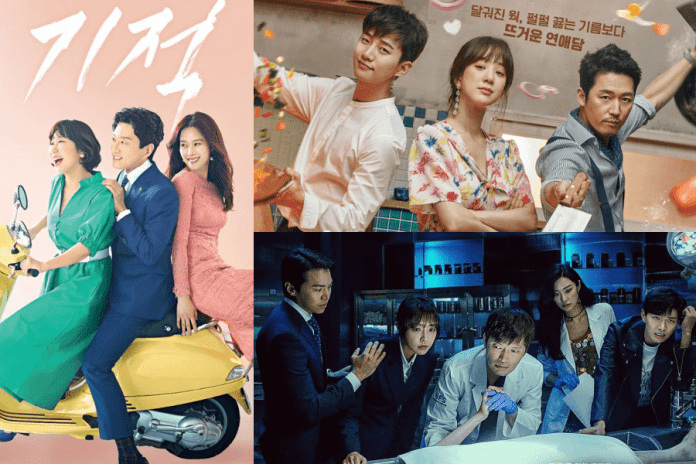 "- The Miracle We Met Wok of Love Partners for Justice - ""The Miracle We Met"" And ""Partners For Justice"" See Increase In Ratings  - The Miracle We Met Wok of Love Partners for Justice - ""The Miracle We Met"" And ""Partners For Justice"" See Increase In Ratings"