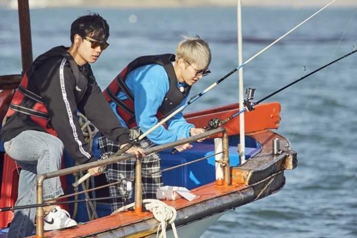 - Kim Min Seok Xiumin - EXO's Xiumin And WINNER's Song Mino Enjoy Some Quality Time Together Outdoors  - Kim Min Seok Xiumin - EXO's Xiumin And WINNER's Song Mino Enjoy Some Quality Time Together Outdoors