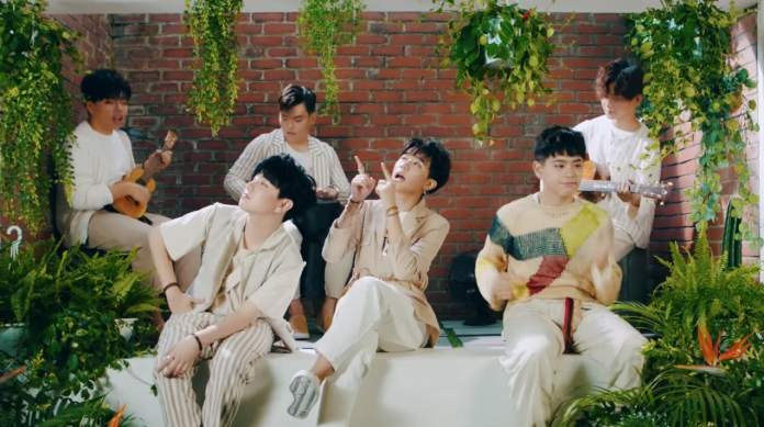 """- The Eastlight - Watch: The East Light Sings About """"Love Flutters"""" In Fresh And Fun Comeback MV  - The Eastlight - Watch: The East Light Sings About """"Love Flutters"""" In Fresh And Fun Comeback MV"""