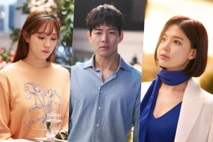 """- Lee Sung Kyung Lee Sang Yoon Im Se Mi 1 - Tensions Rise With The Introduction Of Im Se Mi's Character In """"About Time""""  - Lee Sung Kyung Lee Sang Yoon Im Se Mi 1 - Tensions Rise With The Introduction Of Im Se Mi's Character In """"About Time"""""""