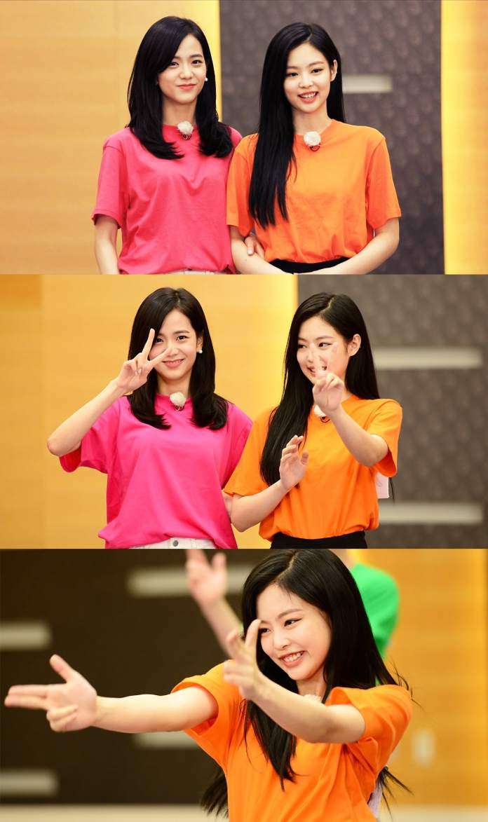 """- BLACKPINK Jisoo Jennie 1 - BLACKPINK's Jisoo And Jennie Are Adorable In New Stills From Upcoming """"Running Man"""" Episode  - BLACKPINK Jisoo Jennie 1 - BLACKPINK's Jisoo And Jennie Are Adorable In New Stills From Upcoming """"Running Man"""" Episode"""