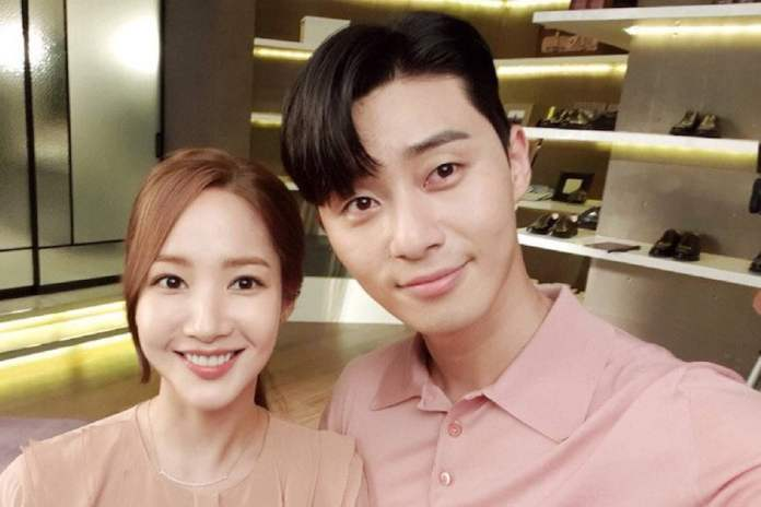 - Park Min Young Park Seo Joon6 - Breaking: Park Min Young And Park Seo Joon Are Reportedly A Real-Life Couple  - Park Min Young Park Seo Joon6 - Breaking: Park Min Young And Park Seo Joon Are Reportedly A Real-Life Couple