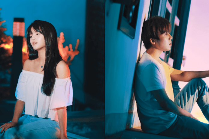 "- Sorn Jinho - Watch: PENTAGON's Jinho Shares Soulful Cover Of ""We Don't Talk Anymore"" With CLC's Sorn  - Sorn Jinho - Watch: PENTAGON's Jinho Shares Soulful Cover Of ""We Don't Talk Anymore"" With CLC's Sorn"