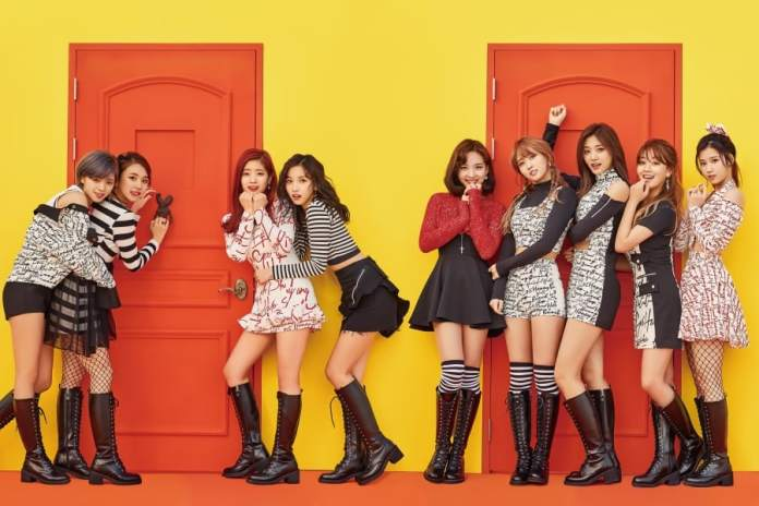 "- TWICE - TWICE's ""Knock Knock"" Becomes Their sixth MV To Hit 200 Million Views  - TWICE - TWICE's ""Knock Knock"" Becomes Their sixth MV To Hit 200 Million Views"