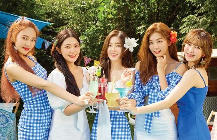 "- red velvet6 - Red Velvet Soars To Top Of All Major Realtime Charts With ""Power Up""  - red velvet6 - Red Velvet Soars To Top Of All Major Realtime Charts With ""Power Up"""
