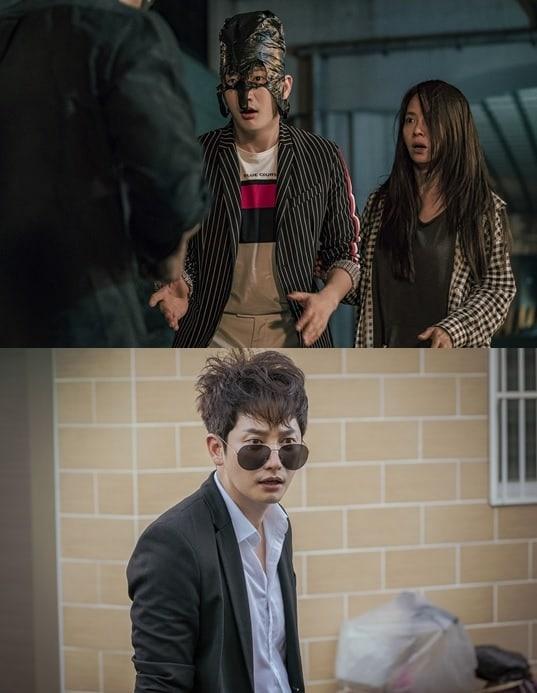 "- Park Shi Hoo Song Ji Hyo1 - Park Shi Hoo And Song Ji Hyo Are A Hot Mess In ""Lovely Horribly""  - Park Shi Hoo Song Ji Hyo1 - Park Shi Hoo And Song Ji Hyo Are A Hot Mess In ""Lovely Horribly"""