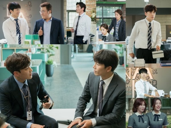 """- Familiar Wife3 - Ji Sung, VIXX's N, Jang Seung Jo, And More Portray Realistic Work Life In """"Familiar Wife""""  - Familiar Wife3 - Ji Sung, VIXX's N, Jang Seung Jo, And More Portray Realistic Work Life In """"Familiar Wife"""""""