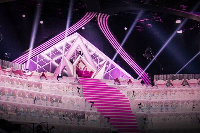 """- Produce 482 - """"Produce 48"""" Unveils Drastic Changes In Rankings With Surprise Mid-Week Reveal  - Produce 482 - """"Produce 48"""" Unveils Drastic Changes In Rankings With Surprise Mid-Week Reveal"""