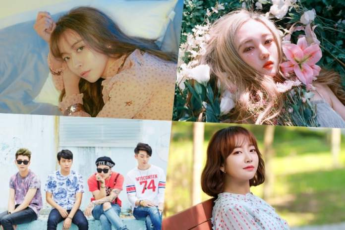 - Luna YESEO The Solutions Punch 11 - SM STATION Reveals Lineup For August's Music Talk Concert  - Luna YESEO The Solutions Punch 11 - SM STATION Reveals Lineup For August's Music Talk Concert