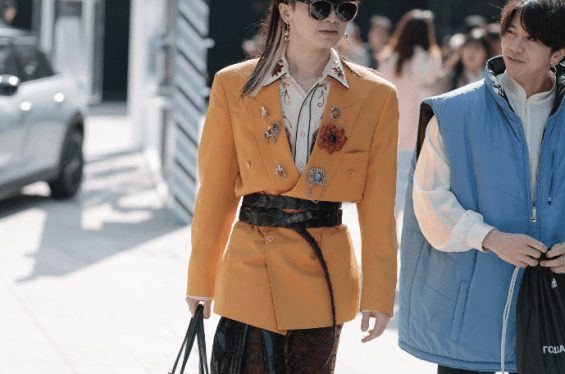 Todo lo que necesitas saber sobre lo que está en tendencia en K-Fashion este otoño 58
