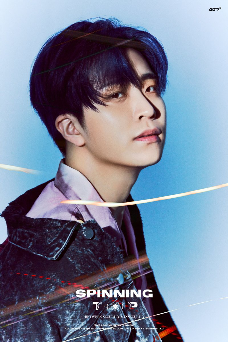 Update Got7 Reveals Lyrics For Spinning Top Soompi