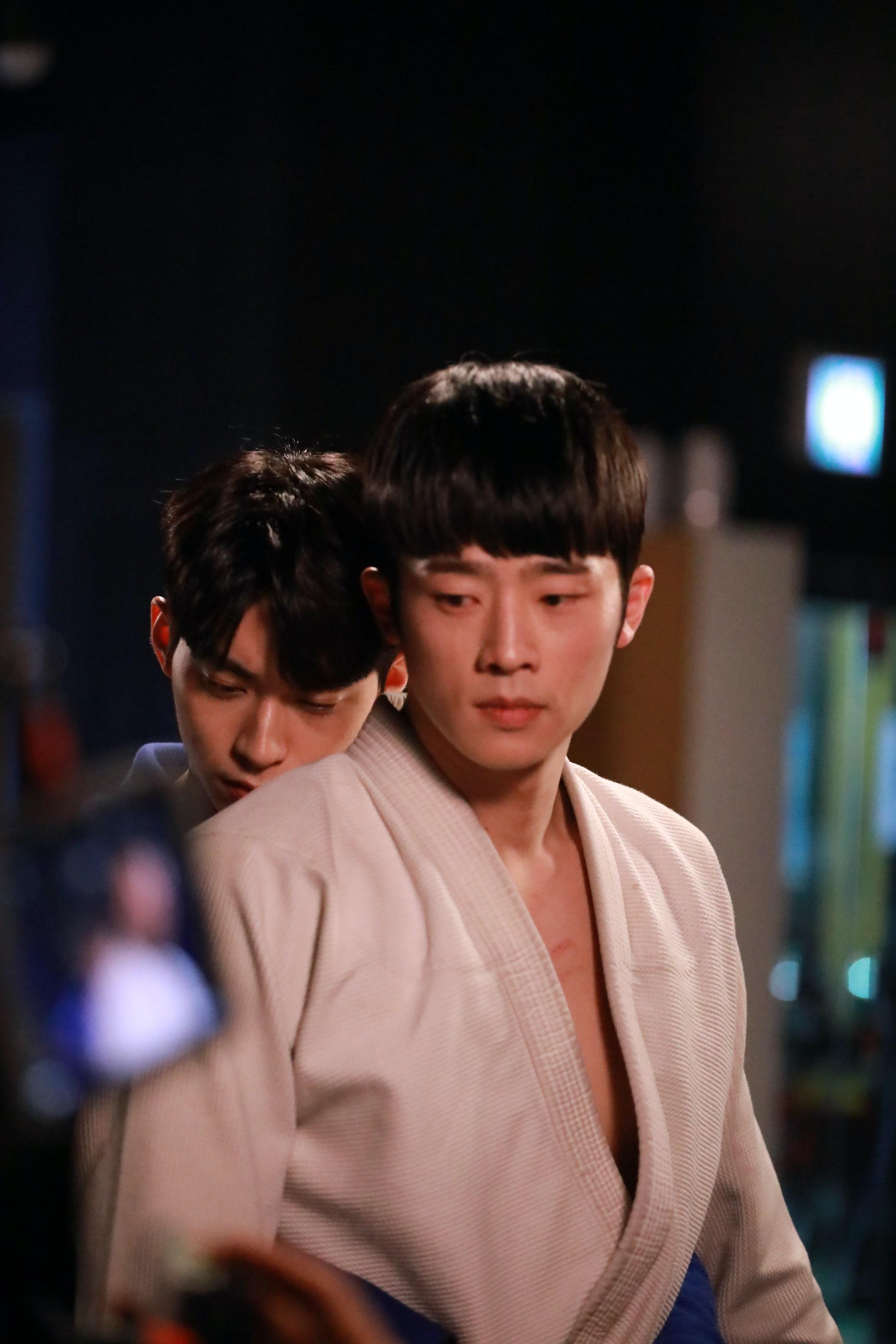 """Where Your Eyes Linger : where, linger, Romantic, Moments, Between, Korean, Drama, """"Where, Linger"""", Stills), Soompi"""