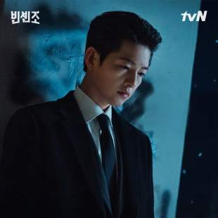 "Song Joong Ki Seeking Vengeance in ""Vincenzo"""