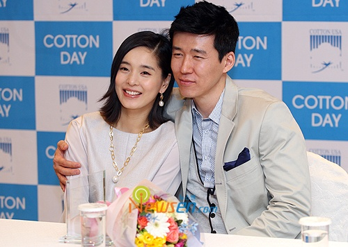 Sean and Jung Hye Young Discuss Their Charitable Lifestyle | Soompi