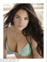 Fotos Wendy González Revista H para Hombres Octubre 2011