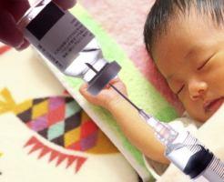 インフルエンザ予防接種 いつから 赤ちゃん