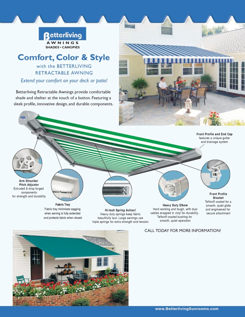 Awning Flyer