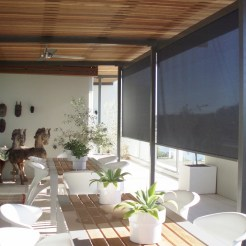 DROP SHADES BY BETTERLIVING SUNROOMS OF PITTSBURGH