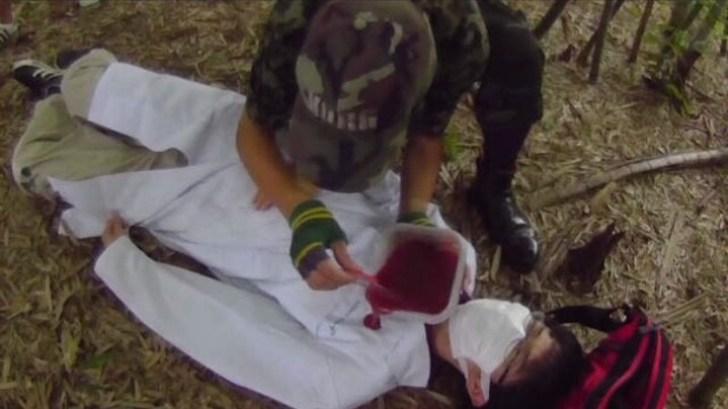 血糊を実際に使う